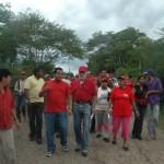 Caminata en Murucusa
