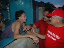 En el Municipio Dabajuro de cara a cara con la gente