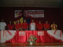 Municipio Democracia Apertura del Acto de Entrega de certificados a los Consejos Comunales