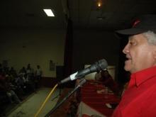 Intervención del Candidato Fermando Soto Rojas