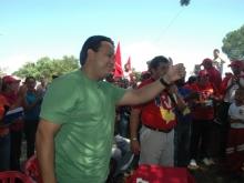 Asamblea en la Parroquia Aracua del Mcpio. Bolivar