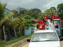 Asamblea con Productores de la Parroquia Aracua del Mcpio. Bolivar